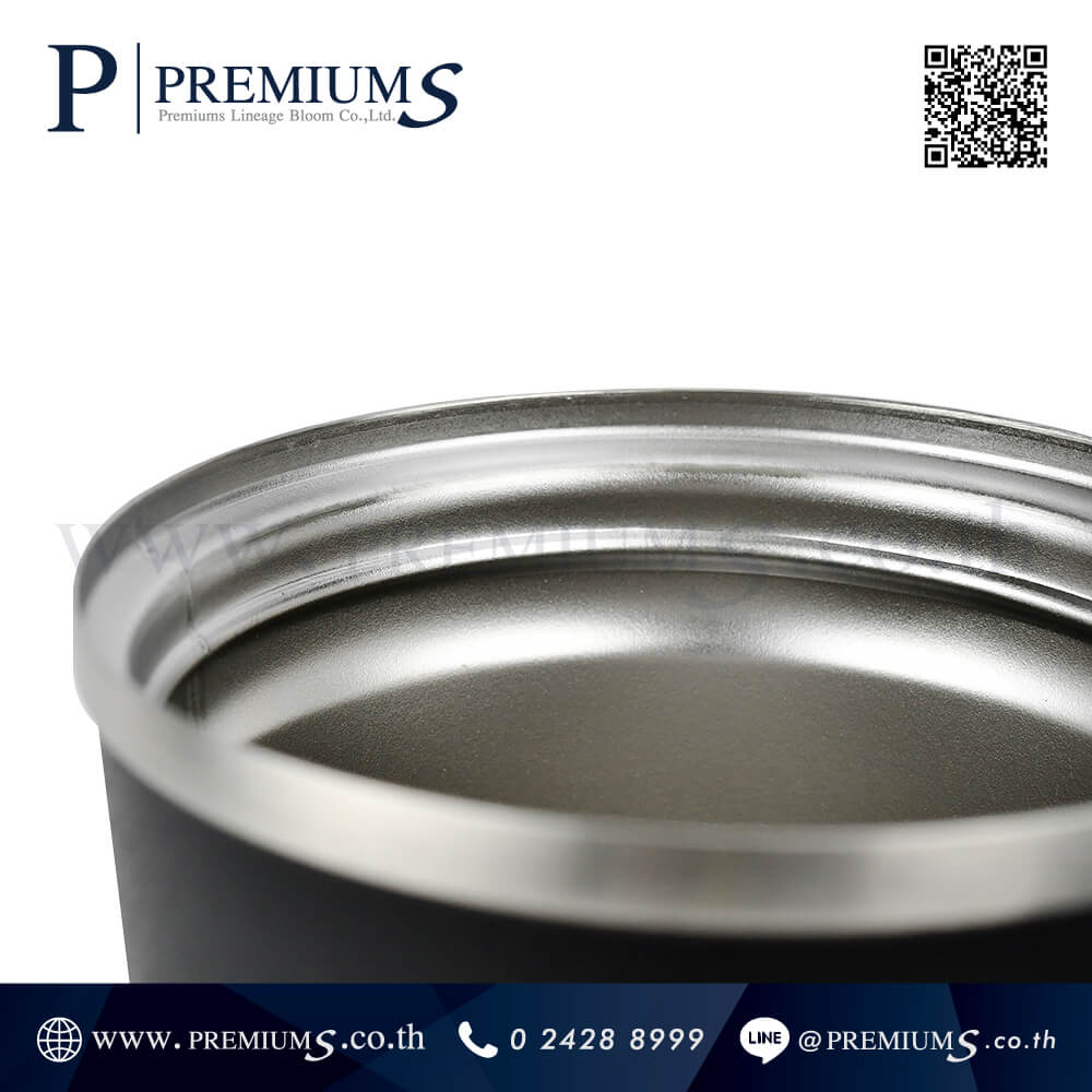 แก้วน้ำสแตนเลส พรีเมี่ยม รุ่น M350   350 ml   image 12