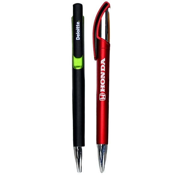 ปากกาพลาสติก พรีเมี่ยม