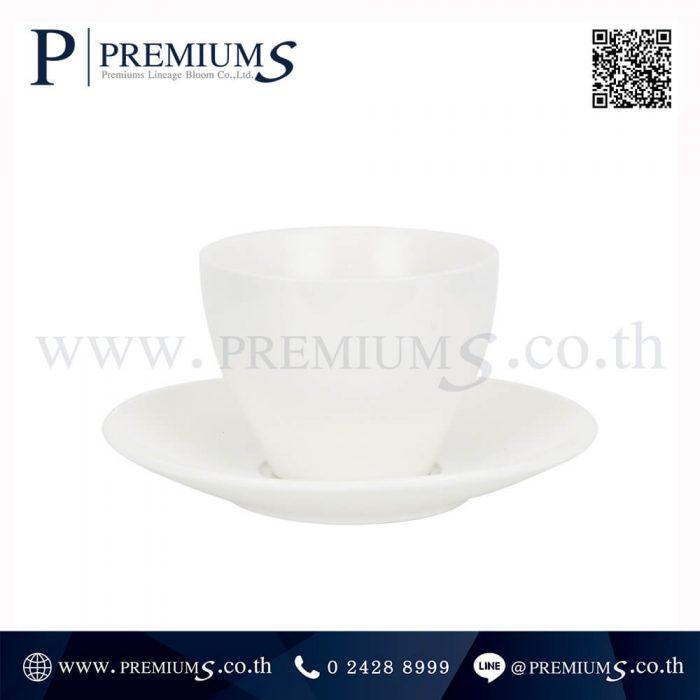 ชุดแก้วกาแฟ พร้อมจานรองทรงกลม รุ่นSET-CM-09 ภาพที่ 02