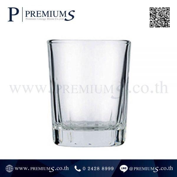 แก้วเป๊ก แก้วใสพรีเมี่ยม รุ่น LG-41 ความจุ2 Oz (50 Ml) สามารถใส่น้ำร้อน - น้ำเย็นได้