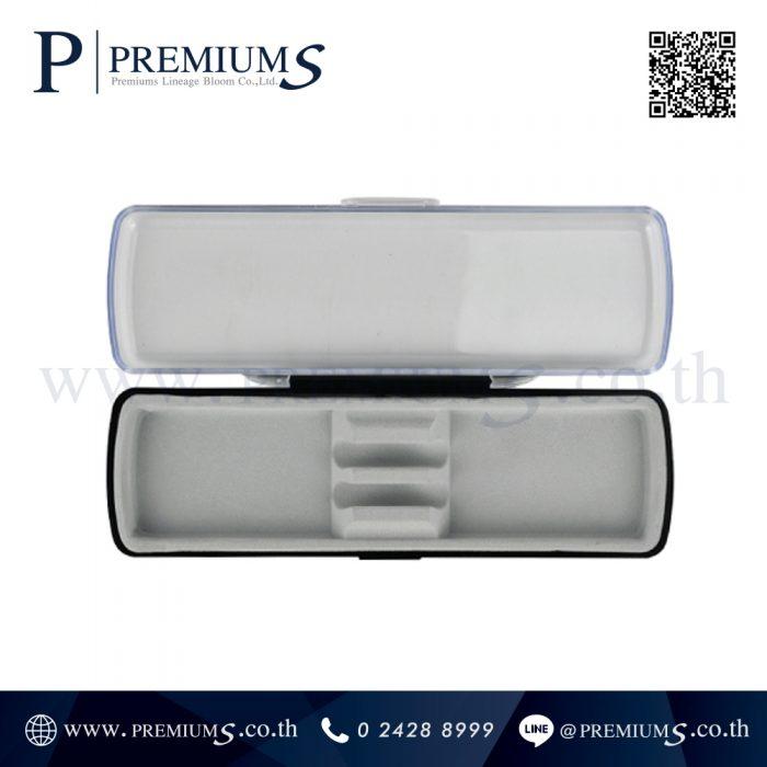 กล่องปากกา พรีเมี่ยม รุ่น PPC-6591 | มีช่องแบ่ง ใส่ปากกาได้ 2 ด้าม ภาพที่ 1