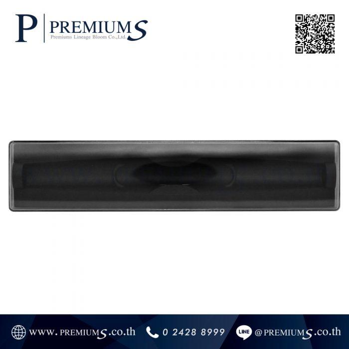 กล่องปากกาพลาสติก รุ่นPPC 7580 | พลาสติกด้านใน ไดคัทตามลักษณะปากกา ภาพที่ 3