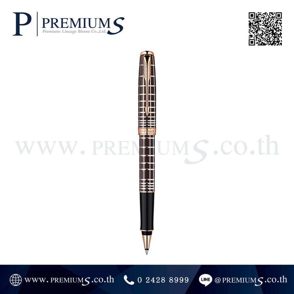 ปากกา PARKER รุ่น SONNET 13 BROWN 2-
