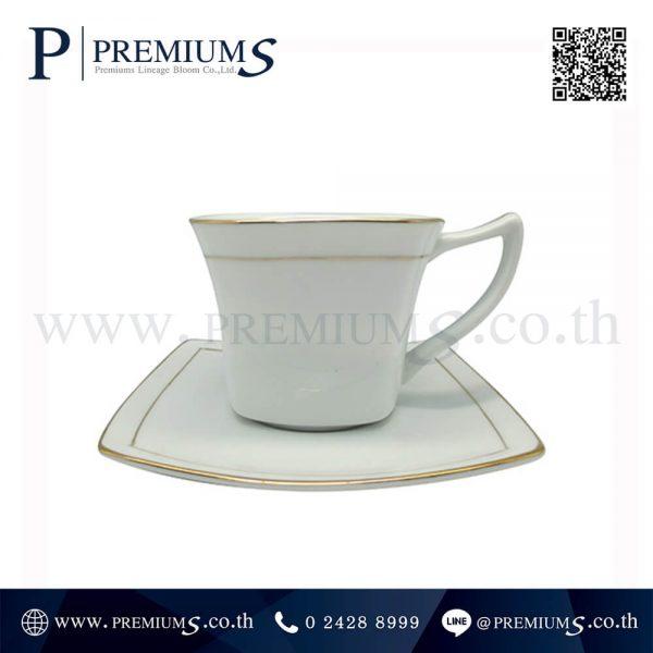 ชุดแก้วกาแฟ เซรามิก พรีเมี่ยม รุ่น CM 22G