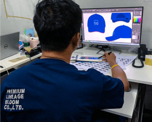 โรงงงานผลิตหมวด พรีเมี่ยม ภาพที่ 02