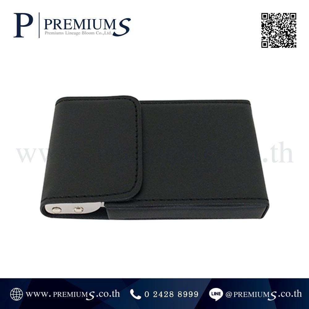 กล่องใส่นามบัตร รุ่น WB 066-black1