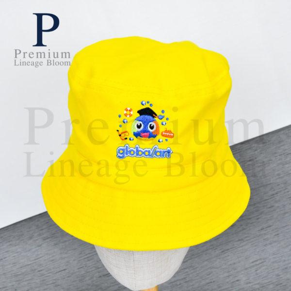 สินค้าพรีเมี่ยม หมวกบักเก็ท โลโก้ globalart