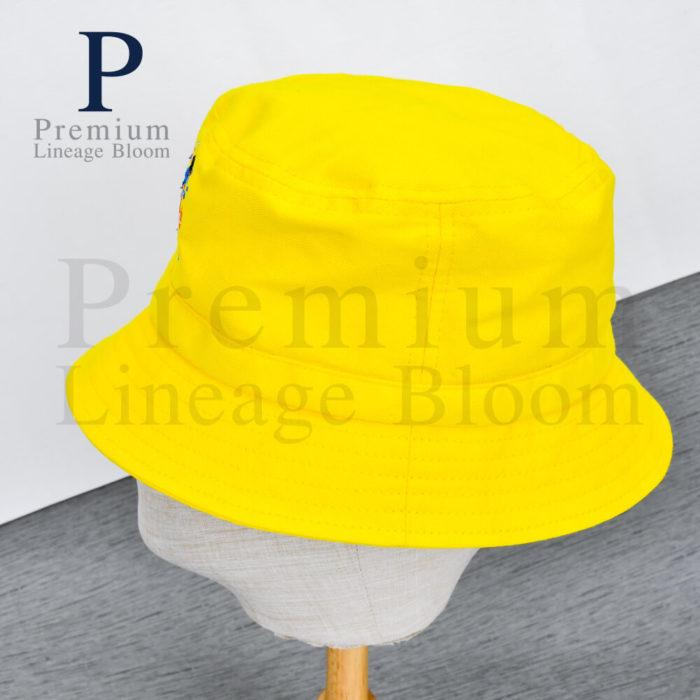 หมวกบักเก็ท โลโก้ globalart - 4