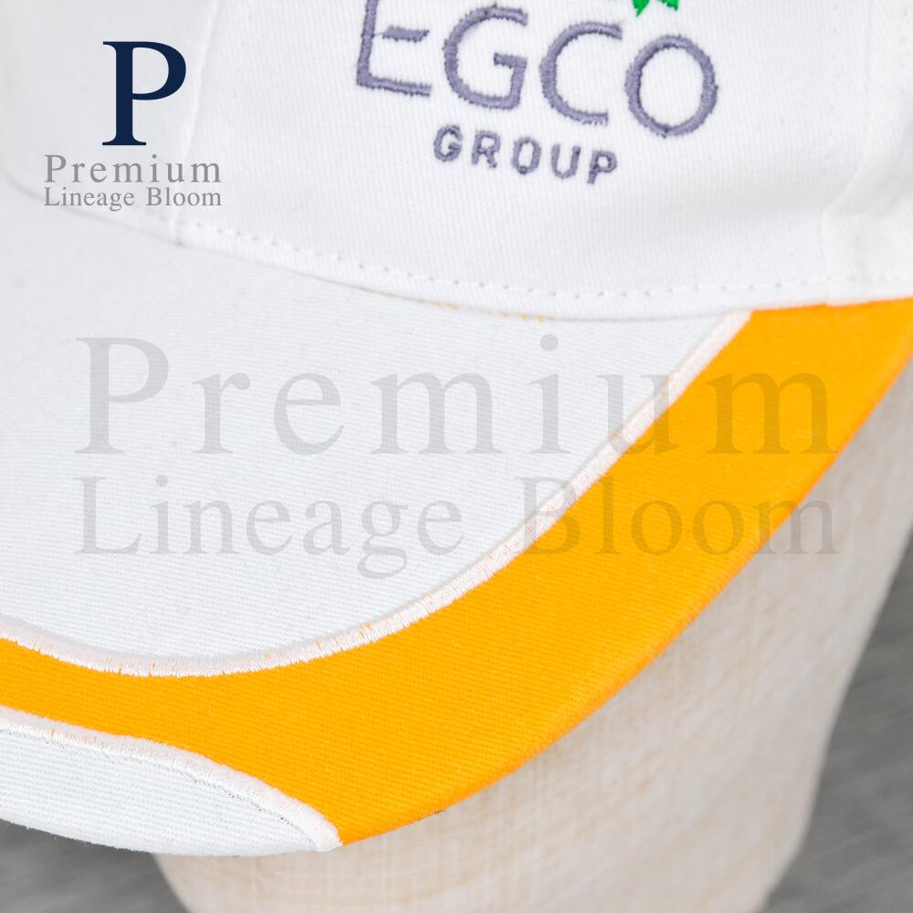 หมวกแก๊ป โลโก่ EGCO - 7