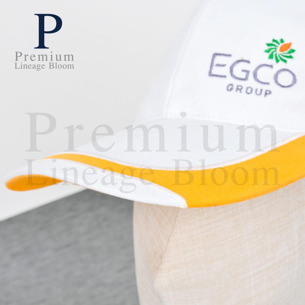 หมวกแก๊ป โลโก่ EGCO - 8