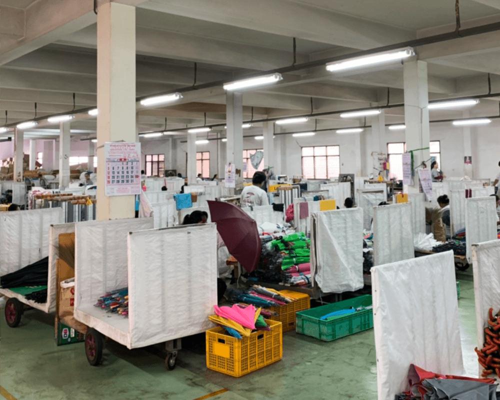โรงงานผลิตร่ม ภาพที่ 2