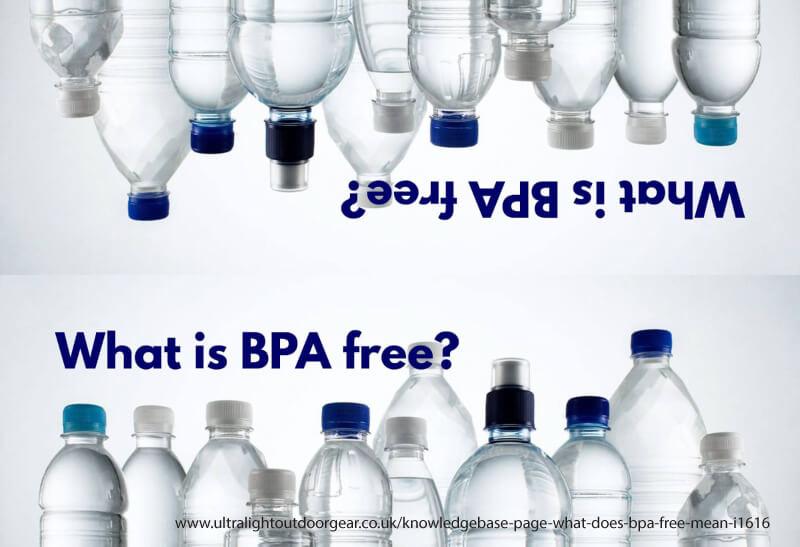 ทำไมกระบอกน้ำพลาสติกต้องมี BPA Free